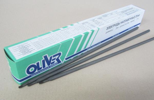 Электроды для наплавки Оливер Т-590 4.0мм 5кг