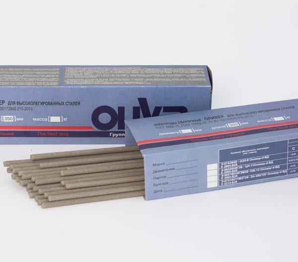 Электроды для ручной дуговой сварки Оливер НИИ 48Г 5.0мм 5кг