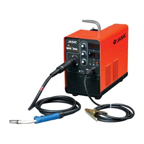 Сварочный аппарат инверторного типа JASIC MIG 200 (J03)