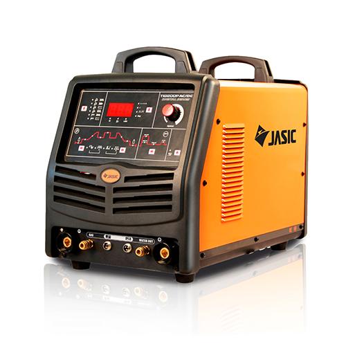 Сварочный аппарат инверторного типа Jasic TIG 200 P AC/DC (E104)