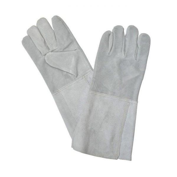 Перчатки сварочные LR380