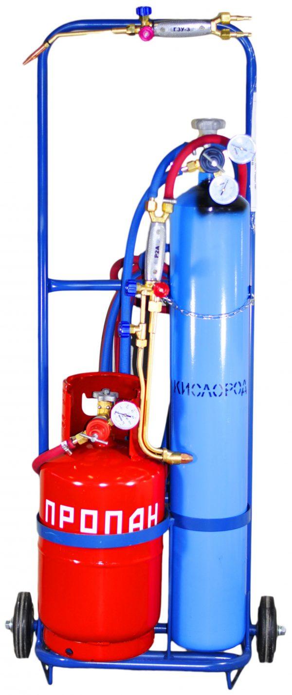 Газовый пост ПГУ-10П